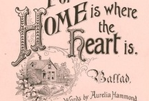 Home...is where the heart is / by Darla Jones