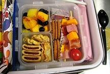 School Lunch Ideas / by Donna Jensen