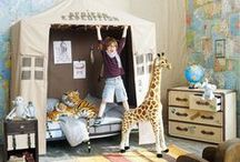 Lil'Monkey's Room / by Shabby Chic Travel Geek