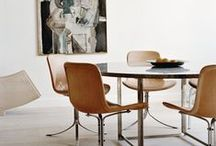 Dining Spaces I / Beautifully designed dining spaces. / by StyleCarrot • Marni Katz