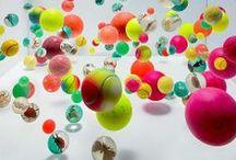 Sculptures & Installations I / Modern/contemporary sculptures and installations. / by StyleCarrot • Marni Katz