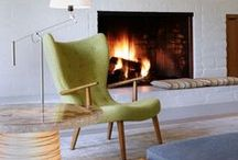 Living Rooms II / Beautifully designed living spaces. / by StyleCarrot • Marni Katz