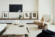 Living Rooms III / Beautifully designed living spaces. / by StyleCarrot • Marni Katz