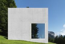 Architecture II / Mostly modern / contemporary residential architecture.  / by StyleCarrot • Marni Katz