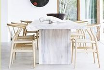 Dining Spaces III / Beautifully designed dining spaces. / by StyleCarrot • Marni Katz