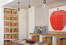 Kids' Spaces II / Kids need design too. / by StyleCarrot • Marni Katz