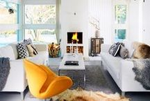 Living Rooms IV / Beautifully designed living spaces. / by StyleCarrot • Marni Katz