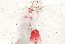 Wrap, Tag & Adorn / Package Presentation ~ boxes, wrapping, ribbon, string, tags, labels & toppings + Mail Art / by Heather Williams