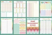 Home Management / by Brandi Sumpter