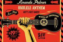 Ukulele <3 / by Brandi Sumpter