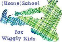 Homeschooling / by Brandi Sumpter