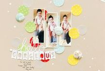Crafty Scrapbooks / by Candace Pease Punches