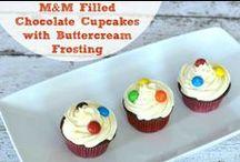 Dessert Recipes / Sweet treats. / by Texas Type A Mom
