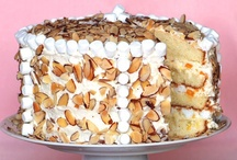 RECIPES: Cakes / Delicious Recipes for Cakes  / by Juanita Shaffer