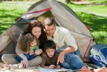 CAMPING: Outdoor Adventure / Camping ideas, recipes and safety information to make your camping experience enjoyable. / by Juanita Shaffer