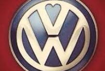 VDub / #Volkswagen Beetle, #VW Bug, #VW Bus, #Slugbug / by Steve Brusell
