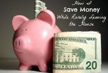 Money Saving Ideas / Ideas and resources that help families to save more, make more, spend less, and live a happy life on a budget. / by MakingMusicFun.net | Elementary Music Education