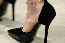 fancy footwork  / by Raena Holt