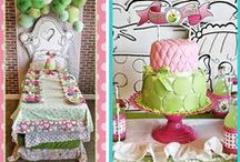 Party Ideas / by Amber Bingham