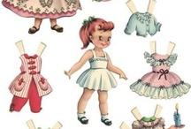 Paper dolls / by Jo-Ann