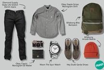 Guy's Looks / by TruckerDeluxe Inc.