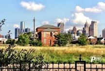 Detroit cityscape / by Pure Detroit