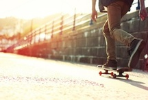Skate / by TruckerDeluxe Inc.