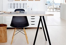 Work Space / by Kirstyn Cogan