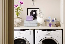 Organized Laundry Rooms / by Aby Garvey | simplify 101
