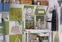Organized Storage Spaces / by Aby Garvey | simplify 101