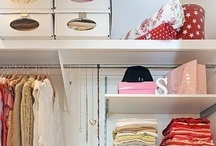 Organized Closets / by Aby Garvey | simplify 101