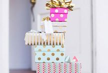 Gift Giving / Gift ideas for all holidays & events / by Kelli Penson