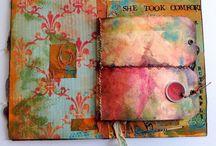 Art Journals / by Kim Collister