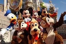 Disney Magic / Disney parks, movies, merchandise, and more. / by Matt Cuthbert