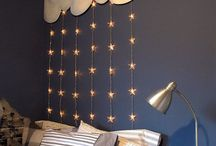 Children's Rooms / Bedroom & playroom decor, ideas, themes, etc.  / by Kelli Penson