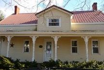 """Homes Under $100,000 in Upstate NY / The Upstater blog's """"Five Figure Fridays"""" feature highlights real estate properties in the Hudson Valley and other areas north of New York City that are great values under $100,000. Get out of the city and find the affordable home of your dreams! / by Upstater Blog"""