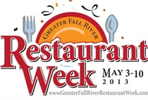 2nd Annual Greater Fall River Restaurant Week / Dine in Greater Fall River and Greater Taunton's finest restaurants at positively delicious prices, May 3-10, 2013 | www.GreaterFallRiverRestaurantWeek.com / by The Herald News of Fall River