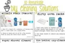 Laundry/household tips / by Chrisy Bueckert-Benjamin
