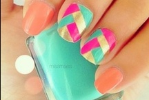: nails : / by Caradine Tully
