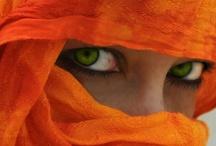 Red, Orange & Pink / by Kim Collister