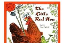 Books: The Little Red Hen / Lesson Ideas and Activities for The Little Red Hen Books / by United Teaching