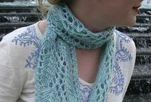 Lace Knitting Ideas / by NobleKnits
