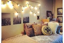 College/dorm / by Cassandra Moyer