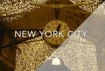 N E W Y O R K C I T Y  / :: inspiration and design in my favorite city :: / by Rebecca Orlov