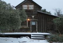 My hunting cabin / by Maria Ralphs Macrae