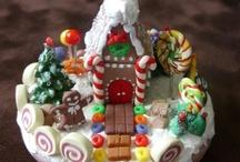 Polymer Clay Holiday Ideas / by Midge Barton