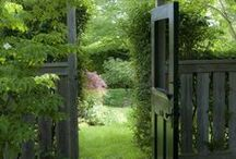 FENCE IDEAS / by Marian Tracy