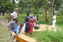 BANK-ON-RAIN #NonProfit / Designing a Green Planet...... one raindrop at a time. Creating workable grassroots solutions for collecting rainwater for consumption and agriculture in remote developing areas of the planet. / by Sustain Chat (coordinated by SDCushing)