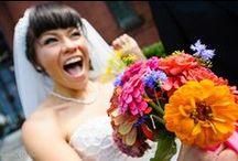 { floral barn wedding } / by Cristina Jeanne