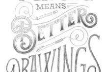 Design and Typography / by Kelli Doussan